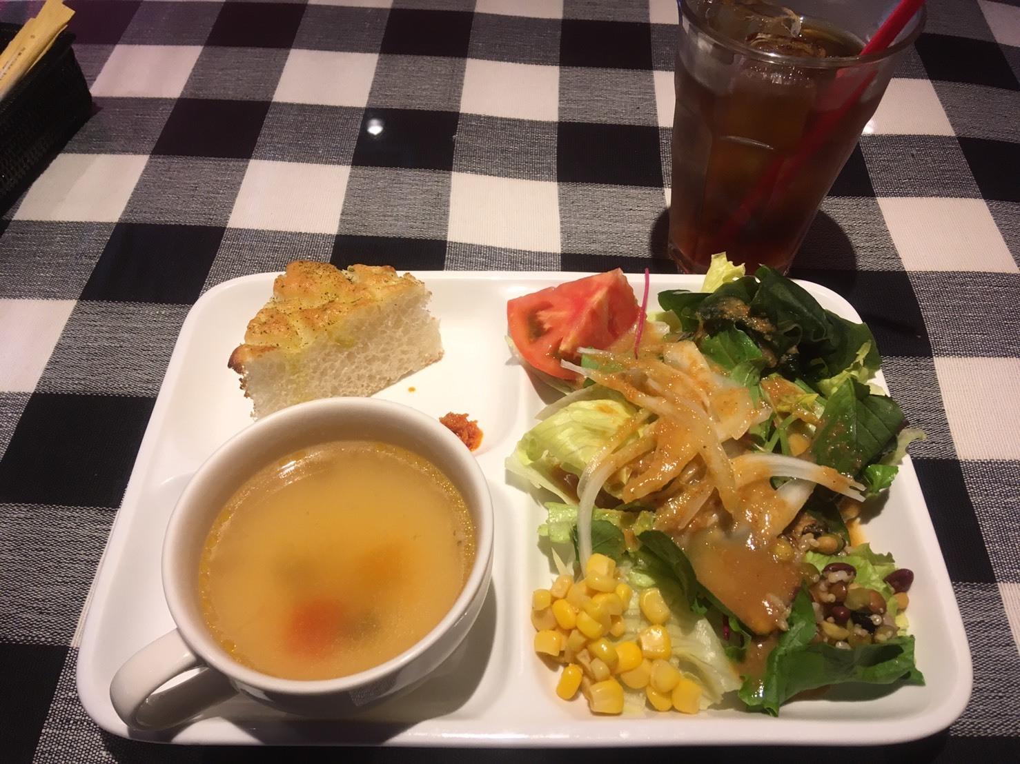 大成食品スタッフブログ:キャンティコクーンシティ店ランチ