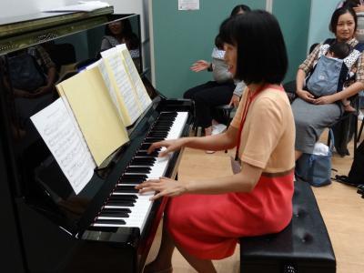 午後ピアノ1