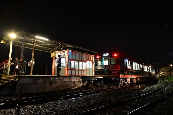 2017年7月29日 上田電鉄別所線 下之郷 6000系6001編成
