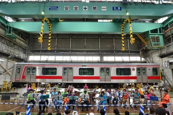 2017年9月24日 東急長津田車両工場