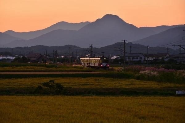 2017年9月25日 上田電鉄別所線 下之郷~中塩田 1000系1003編成