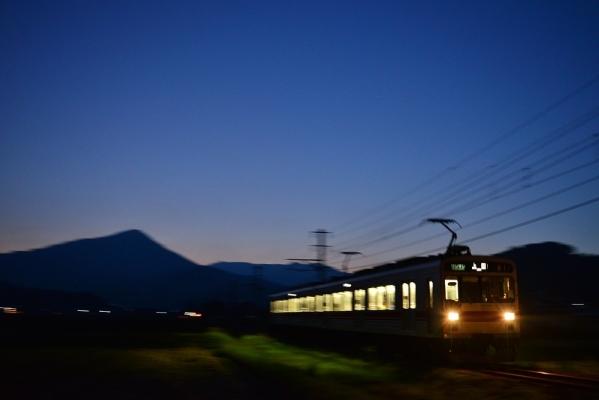 2017年10月11日 上田電鉄別所線 八木沢~舞田 1000系1001編成