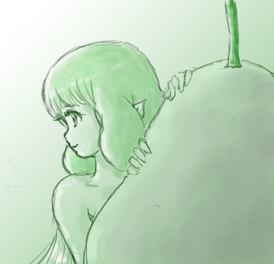 ラ・フランスの妖精