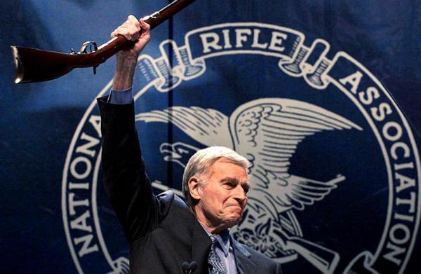 NRA 全米ライフル協会