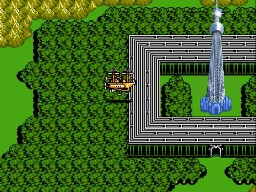クリスタルタワー FF3