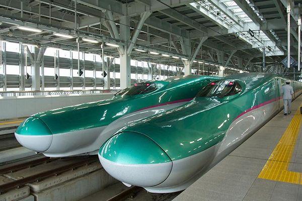 北海道 函館市 新幹線