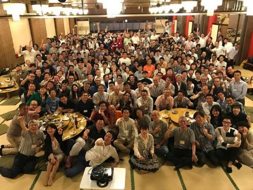 第11回産学官民コミュニティ全国大会in大阪「味園」