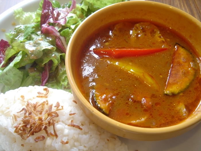 Curry Lunch@Cafe Creer
