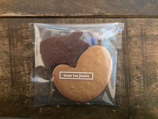 3周年記念クッキー①