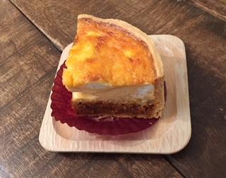 2017野菜たっぷりミートソースと2種類のチーズのキッシュ
