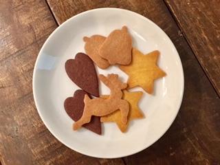 2017クリスマスクッキー