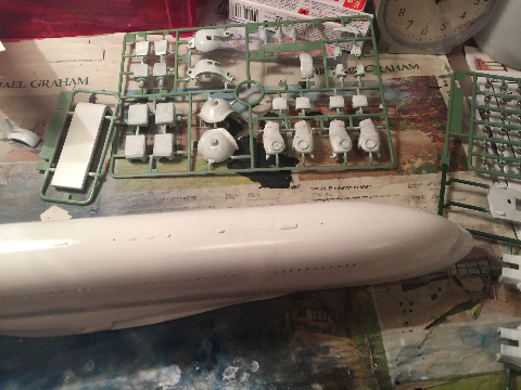 A380 白塗装1