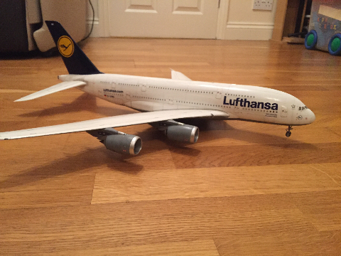 A380 完成2