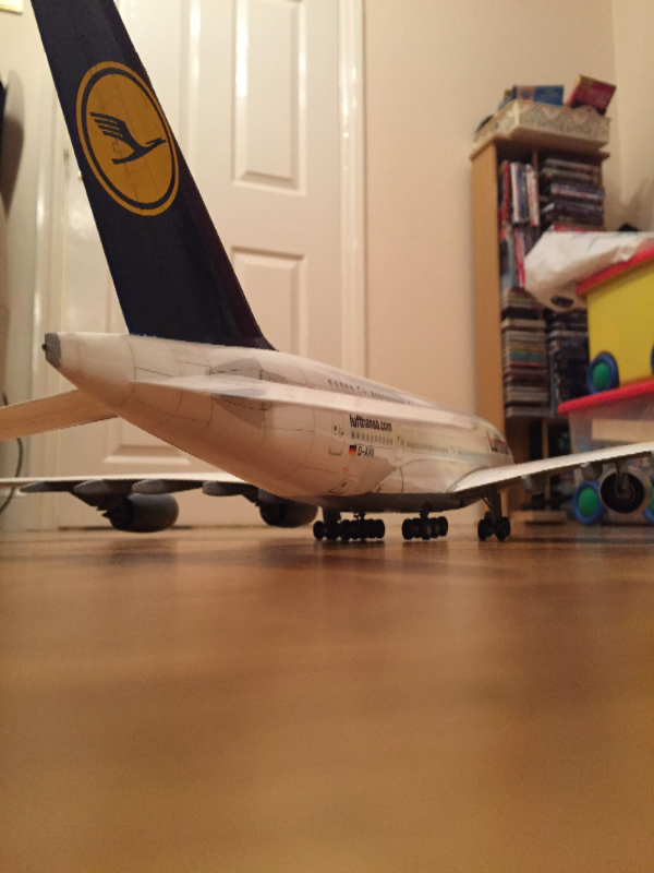 A380 完成3