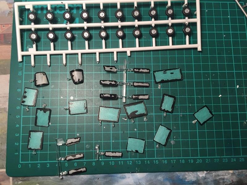 Type2 窓枠塗装