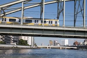 20170929-隅田川-隅田川橋梁-1