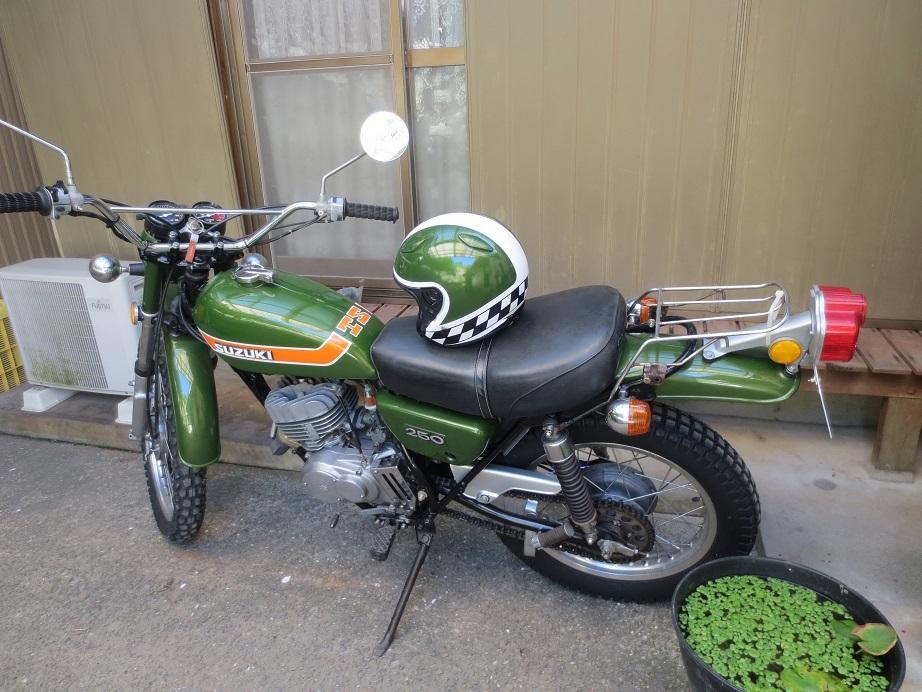SHOEIヘルメット塗装6