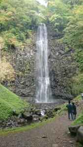 玉簾の滝②