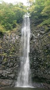 玉簾の滝①