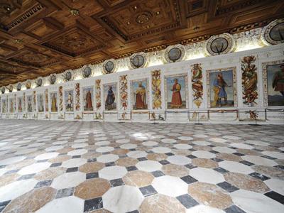 Spanischer-Saal-Schloss-Ambras