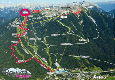 seefeld map