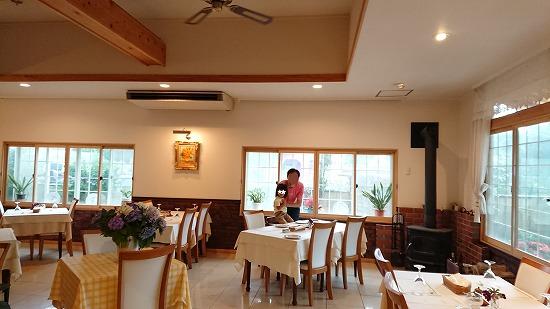 カンパーニュ朝食堂
