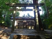 弘計皇子神社1