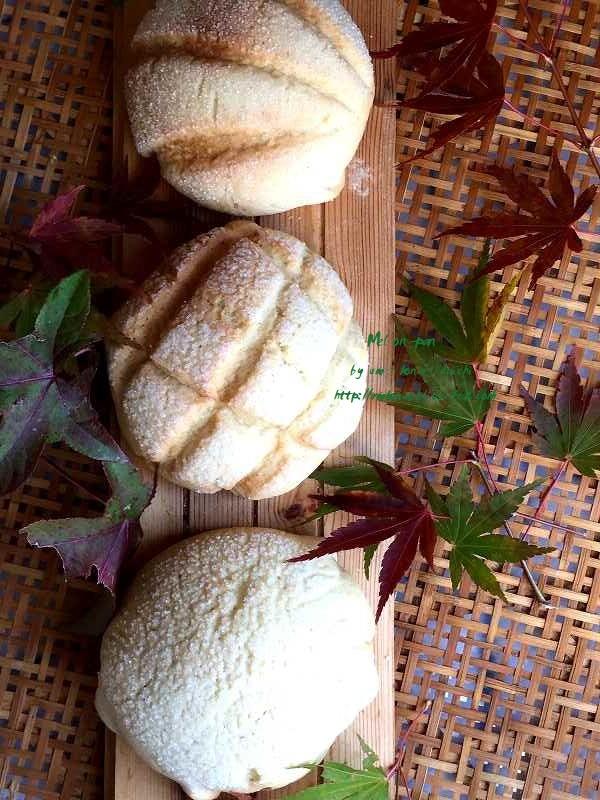 秋のメロンパン 3