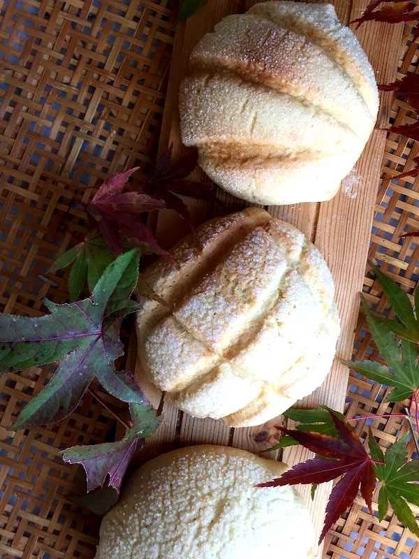 秋のメロンパン 2