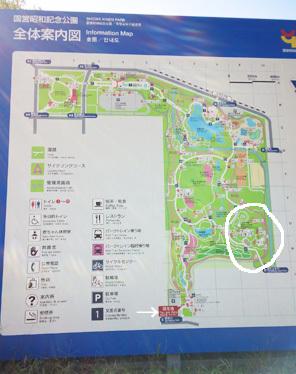 いつもの地図確認2