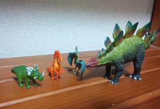 バスボール恐竜