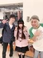 古島社長と、横田さんと