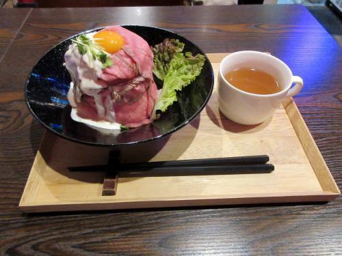 ローストポーク丼(大)