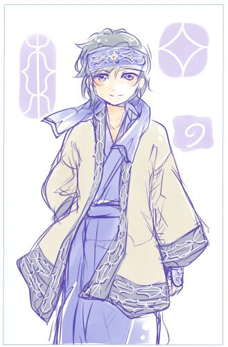 20171110アイヌ民族の少年(キュウレンジャー)ブログ用500
