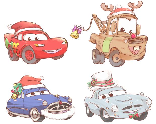 20171224カーズクリスマス衣装まとめ(日記用620)