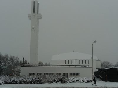 ラケウデンリスティ教会