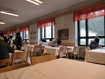 Törnävä病院レストラン
