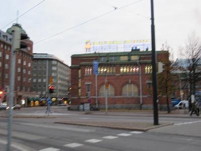 Hakaniemiマーケットホール