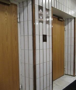 Rautataloエレベーター1