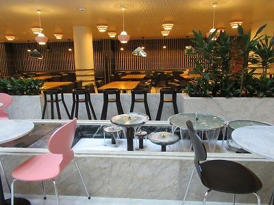 Rautataloカフェスペース1