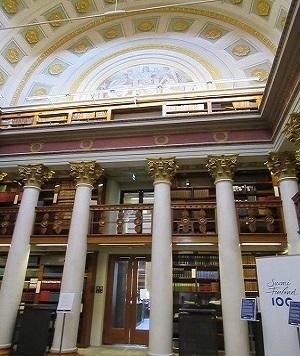 国立図書館ホール