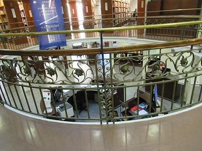 国立図書館アールデコ調