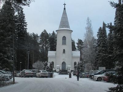 Törnävä教会1