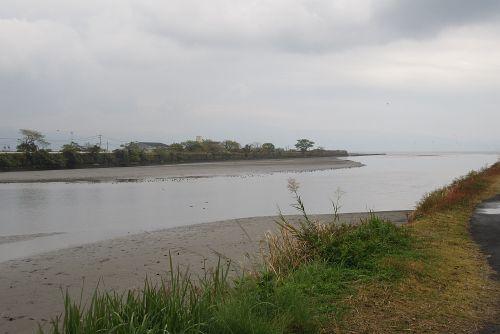 天降川河口