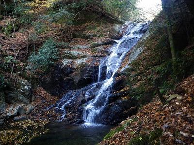 12mナメ滝