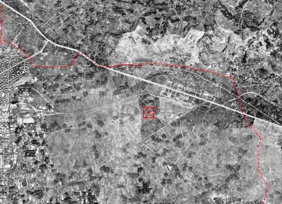 啓志線航空写真S22