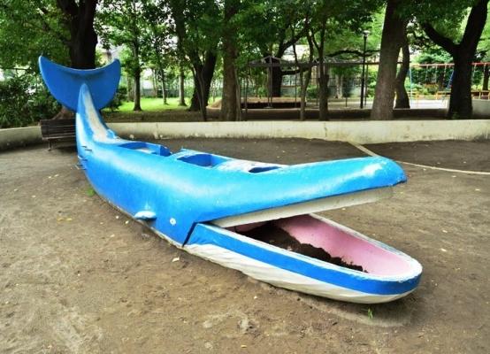クジラ公園