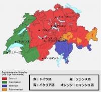 スイス言語地図