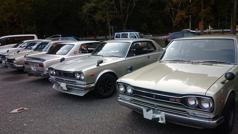 奥多摩GTR