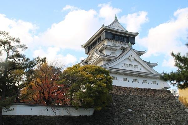 小倉城 2017-11-29-1